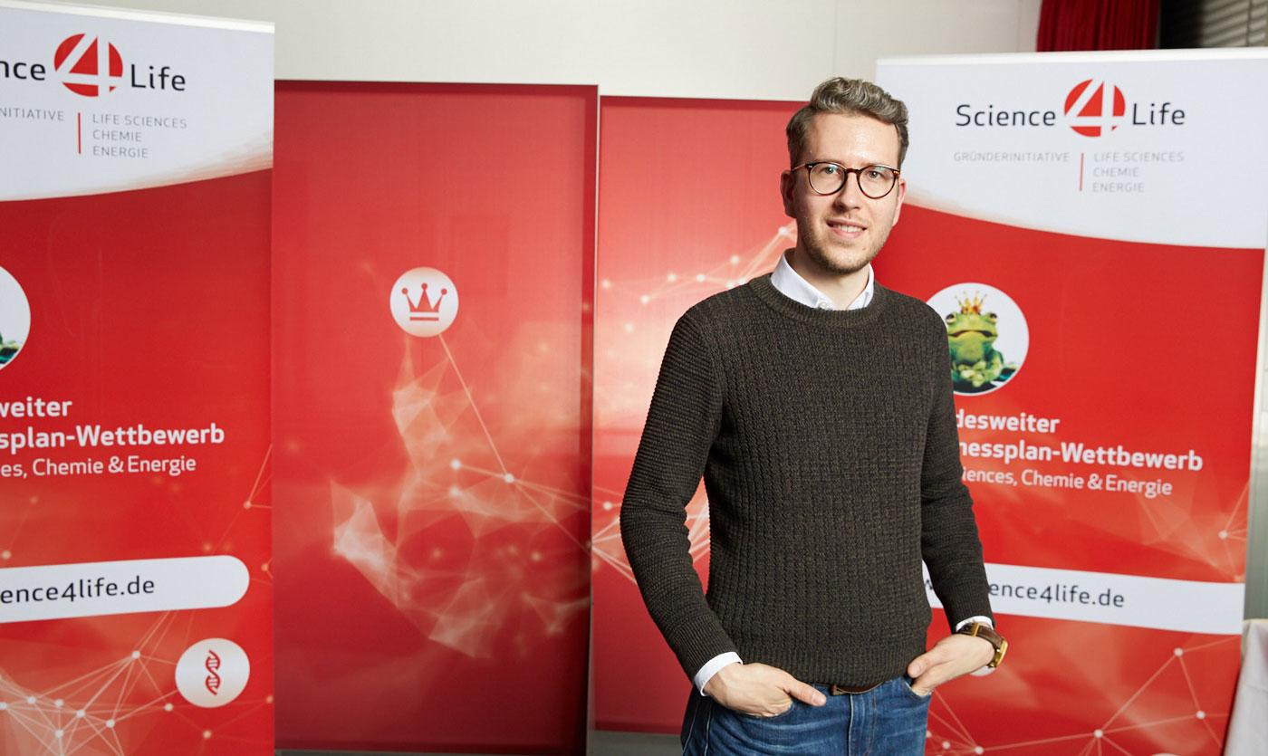 Christof Bock, Head of Innovation Management bei Viessmann, Interview auf dem Science4Life Blog, Experten-Interview