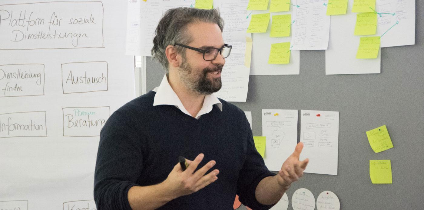 Science4Life Businessplan Wettbewerb für Life Sciences, Chemie und Energie, Interview mit Dr. Martin Allmendinger, Science4Life Experte, Innovationen, Tipps für Startups